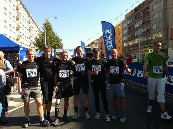 finish Praha-Běchovice 2011